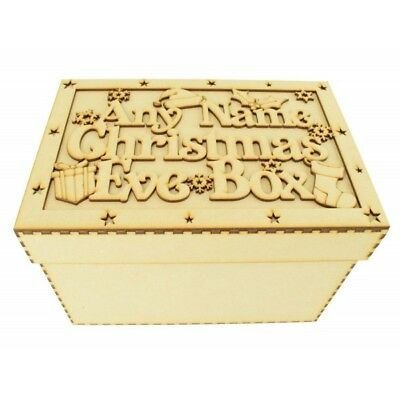 Personalised Christmas Eve Box Large Christmas Eve Box, Gift Box (CP50)