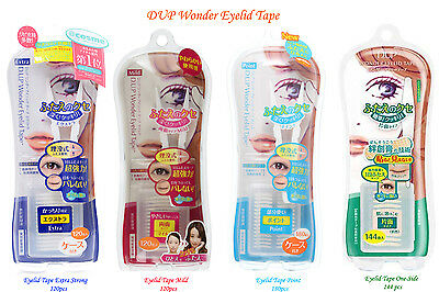 DUP or D-UP Wonder Eyelid Tape NEW!! 100% Authentic Made in Japan - USA Seller
