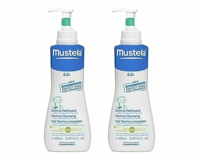 Mustela Dermo-Cleansing 2 x 500ml