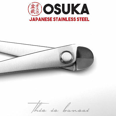 OSUKA Bonsai Wire Cutters 210mm – Japanese Stainless Steel