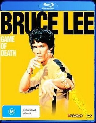 Game of Death NEW Classic Blu-Ray Disc R. Clouse Bruce Lee Gig Young D. Jagger