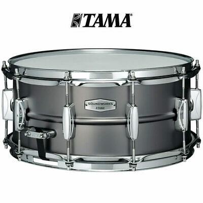 Tama Soundworks 14 x 6.5 Steel Snare Drum Satin DST1465