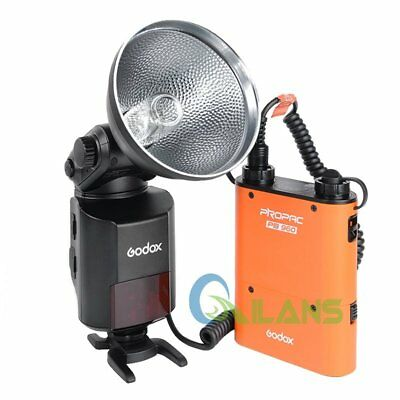AU Godox AD360II-C Flash Light Speedlite WITSTRO + PB960 Battery Pack for Canon