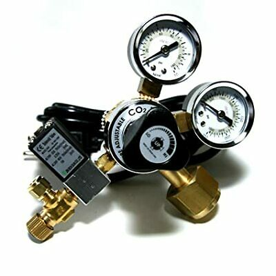UP-Aqua CO2 Professional Regulator & Solenoid