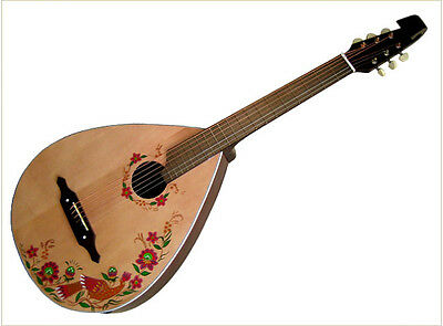 NEW Ukrainean folk instrument Kobza 6 Strings! Wood! High Quality!