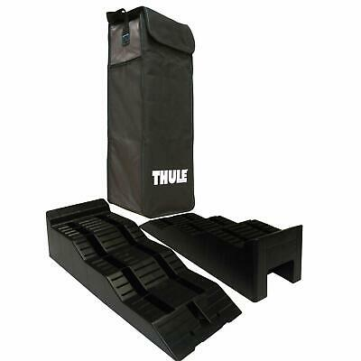 Thule Motorhome Caravan Levelling Ramps Bag Wheel Leveller HD 5 Ton Easy Use