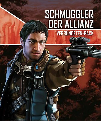 Star Wars: Imperial Assault | Schmuggler der Allianz Erweiterungspack | Deutsch,