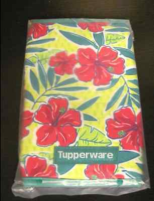 Tupperware Award Tropical Glamour Water Bottle Insulated Sleeve Koozie New