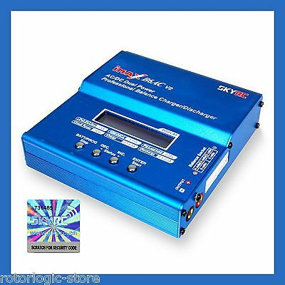 Genuine SKYRC iMAX B6AC V2 Li-Po Battery Balance Charger-Dual Power AC/DC -OEM