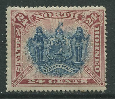 North Borneo 1894 24 cents mint o.g. hinged