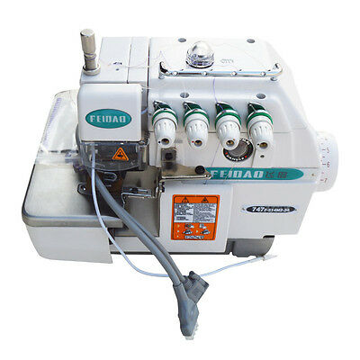 Overlock Sewing Machine Serger Industrial Sewing Machine 220V
