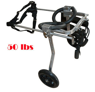 50 lbs Big Dog Wheelchair Health Care Pet Supplies Best Friend Mobility Scooter