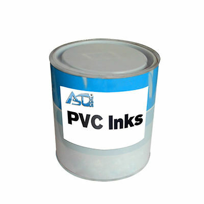 1 bottle PVC Inks for Screen Printing and Pad Printing 6 Colors for your choice