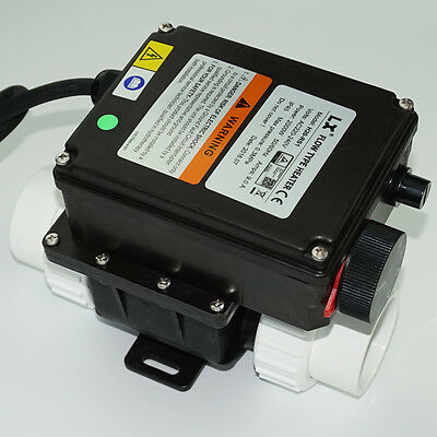 LX  hot tub heater  H30-RSI 3kw  220V with an adjustable thermostat