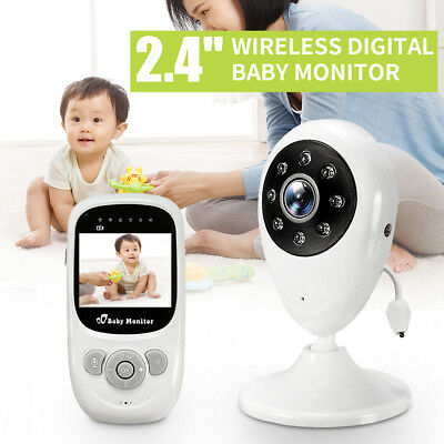 2.4'' Wireless Digital Baby Pet Camera Monitor 2.4GH Video Night Vision