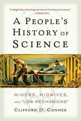 A People's History Of Science - New Paperback Book