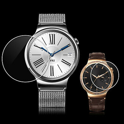 NEW 100% Tempered Glass Film Guard Screen Protector for Huawei Smart Watch