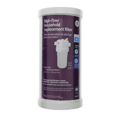 GE FXHTC American Plumber WRC25HD 20 Micron 10 x 4.5 Comparable Carbon Water Filter by CFS Complete Filtration Services CFS-338 Pentek RFC-BBS Culligan RFC-BBSA