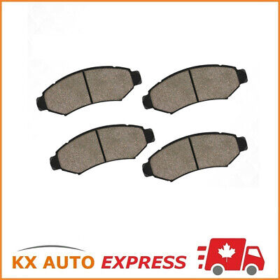 Front Ceramic Brake Pads For Acura Ilx 2012 D914