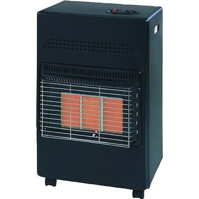 4.2kw Portable Gas Cabinet Heater Complete with hos and regulator BBPG150