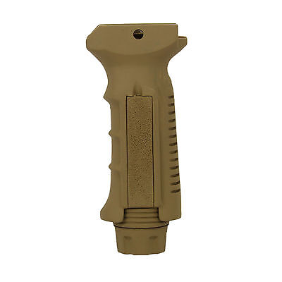 CCOP Tan Tactical Foregrip for Picatinny Rail Mount FGRP-001T