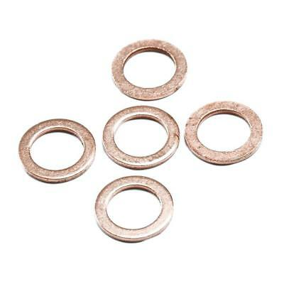 SUMP PLUG WASHER TD5 Land Rover DEFENDER - DISCOVERY 2 - CDU1001L - Pack of 5