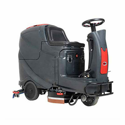 NILFISK VIPER AS710 Ride on Scrubber Dryer for Medium Size, Heavy Traffic areas.