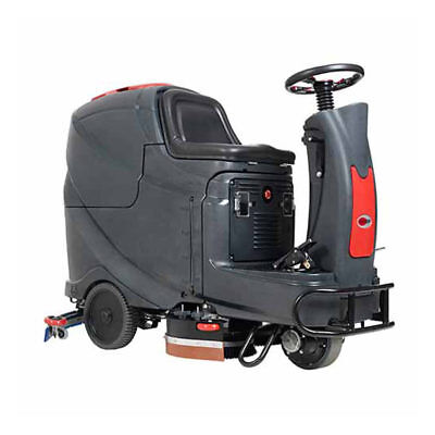 NILFISK VIPER AS710R Ride on Scrubber Dryer for Medium Size, Heavy Traffic areas