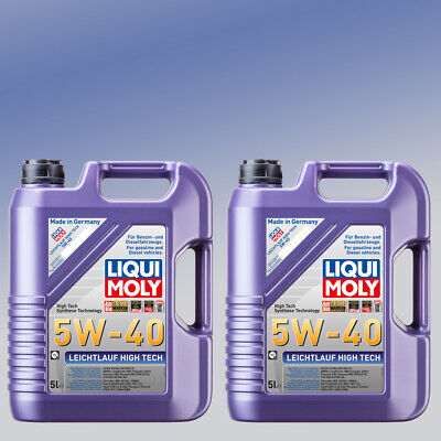 2x 5 l 10 liter liqui moly special tec f 5w 30 motor l motoren l 32099520 eur 72 39. Black Bedroom Furniture Sets. Home Design Ideas