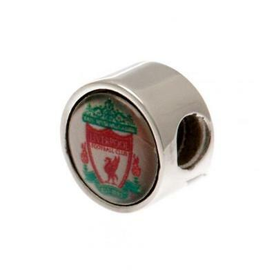 Official Licensed Product Liverpool Bracelet Charm Crest Girls Gift Box Fan New