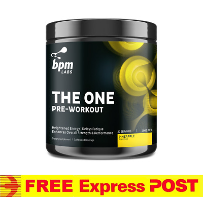 """NEW"" BPM Labs THE ONE Pineapple 