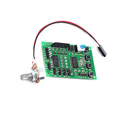 2 phase 4 wire 4 phase 5 wire Stepper Motor Driver Control Board Programmab
