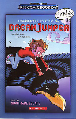 Dream Jumper  - Fcbd 2016 - New