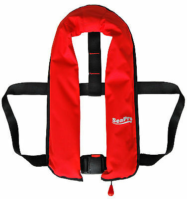 Seapro 150N Automatic Gas Lifejacket - 2017 Stock!