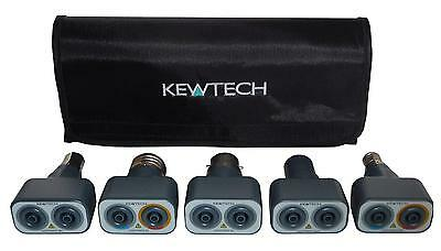 Kewtech LIGHTMATES Kit for KT61, KT62, KT64, KT65