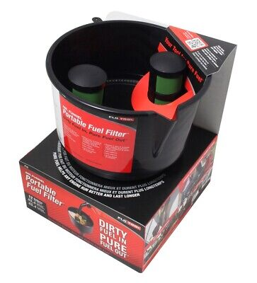 Mr Funnel F15C Fuel Filter - 12 Gal/Min Petrol, Diesel, Heating Oil, Kerosene