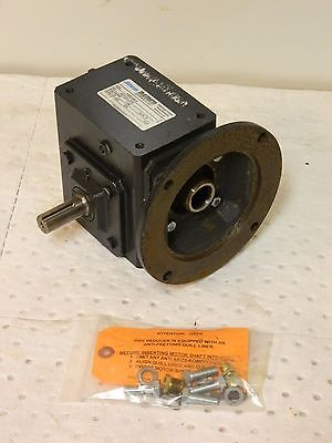 Morse Raider #154Q140L5 Right Angle Worm Gear Speed Reducer 5:1 Left Output