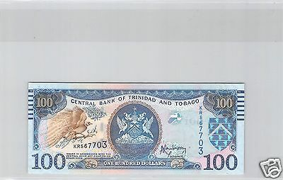 Trinite Et Tobago $100 Dollars 2006 N° Kr567703 Pick 51