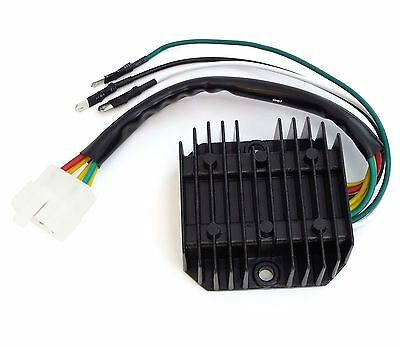 Voltage Regulator Rectifier Combo 1969-78 Honda CB350F CB400F CB500 CB550 CB750
