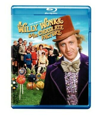 Willy Wonka & the Chocolate Factory [Blu Blu-ray