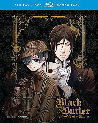 Black Butler: Book Of Murder - Ovas Blu-ray
