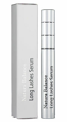 Wimpernserum Long Lashes Booster Serum HORMONFREI Wimpern Lash Wachstum 6ml