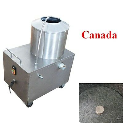 Commercial Potato Peeler Machine 220V Pickup only No shipping
