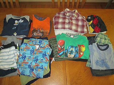 Large Lot Boys Clothes size 6 and 7