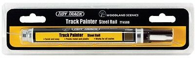 Woodland Scenics Tidy Track Track Painter Steel Rail TT4580
