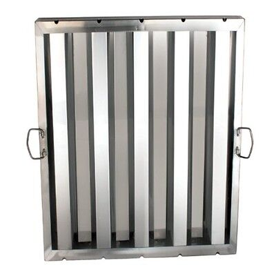 """Thunder Group HOOD FILTER 19 ½"""" x 24 ½"""" x 1 ½ inch, STAINLESS STEEL SLHF2025 NEW"""