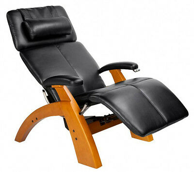 New Human Touch Perfect Chair Silhouette Zero-Gravity Anti Gravity Recliner