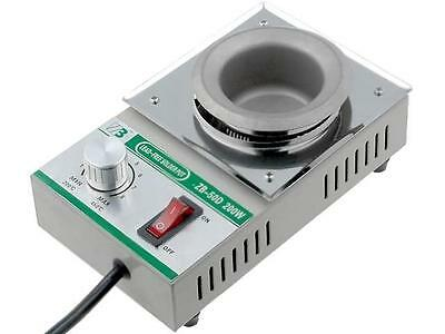 POT-ZB50D Device soldering pot 200W 200÷450°C 50mm THT soldering