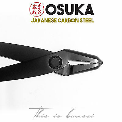 OSUKA Jin Pliers 210mm – Japanese Carbon Steel (Black)