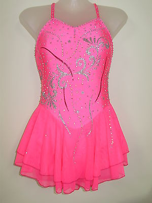 Ice Skating / Dance/rhythmic Gymnastics   Costume Size 12 New